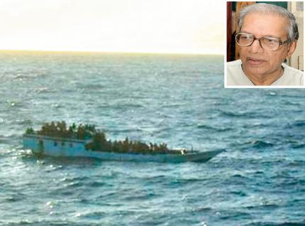 Over 600 Sri Lankan Tamils have perished in the Indian Ocean sailing from the south Indian coast in sea-unworthy boats for greener pastures in Australia and Canada, says S.C. Chandrahasan, who heads the OfERR (Organisation for Ealam Refugees Rehabilitation), quoting from reliable statistics.