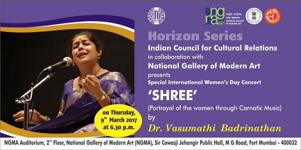 INVITATION: International Women's Day concert - 9th March 2017 @ NGMA