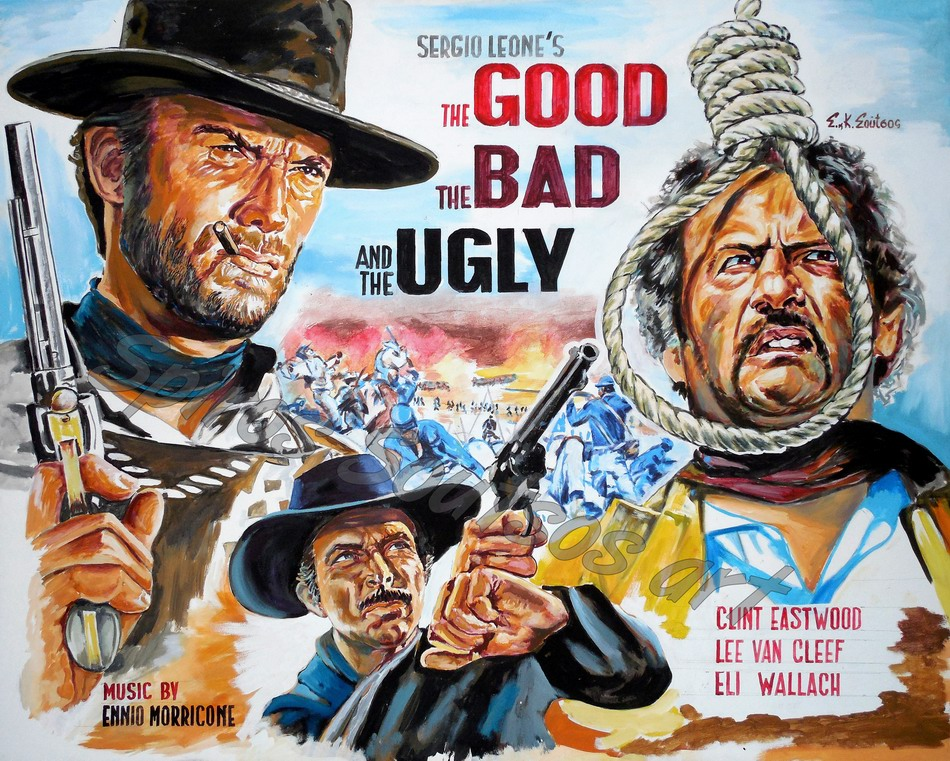 The Good, The Bad And The Ugly..