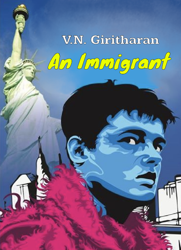 V.N.Giritharan's 'An Immigrant' (Novel)